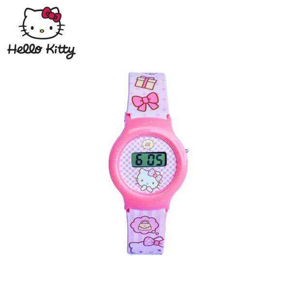 Hello Kitty Children LCD Watch HKSQ885-01B Malaysia