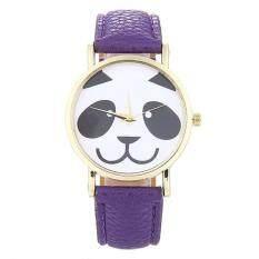 High-Grade Alloy Case Watch Casual Sport Panda Pattern Quartz Wristwatches Malaysia