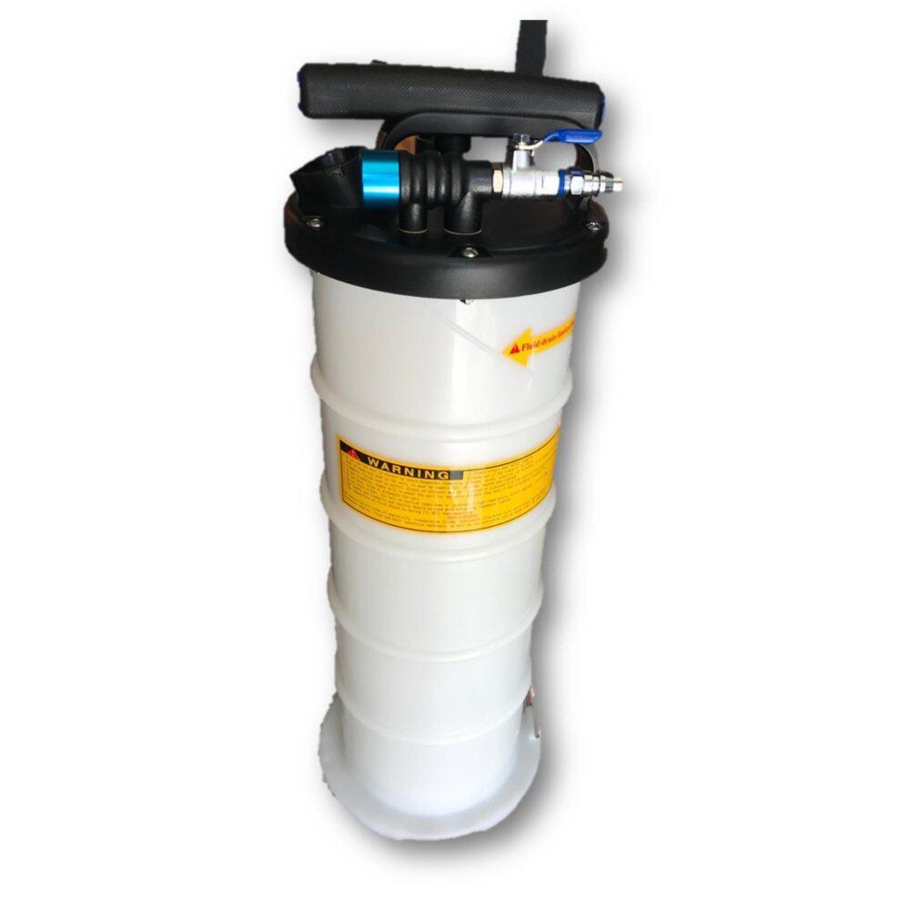 Himitzu Pneumatic Air and Hand Oil Fluid extractor 7 Lit. Professional Tools