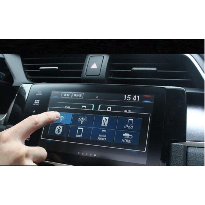Honda 10th Gen Civic navigation screen protector film