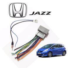 Honda Jazz 2008-2013 Oem Plug And Play Socket Cable Player Socket + Antenna Socket By Car Online Automart.