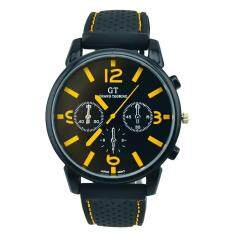 Hot Sale!Men Fashion Stainless Steel Sport Cool Quartz Hours Wrist Analog Watch YE Malaysia