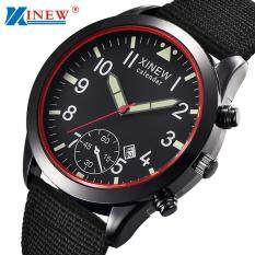 Hot Sale!Mens Military Quartz Army Watch Black Date Luxury Sport Luminous Wrist Watch Malaysia