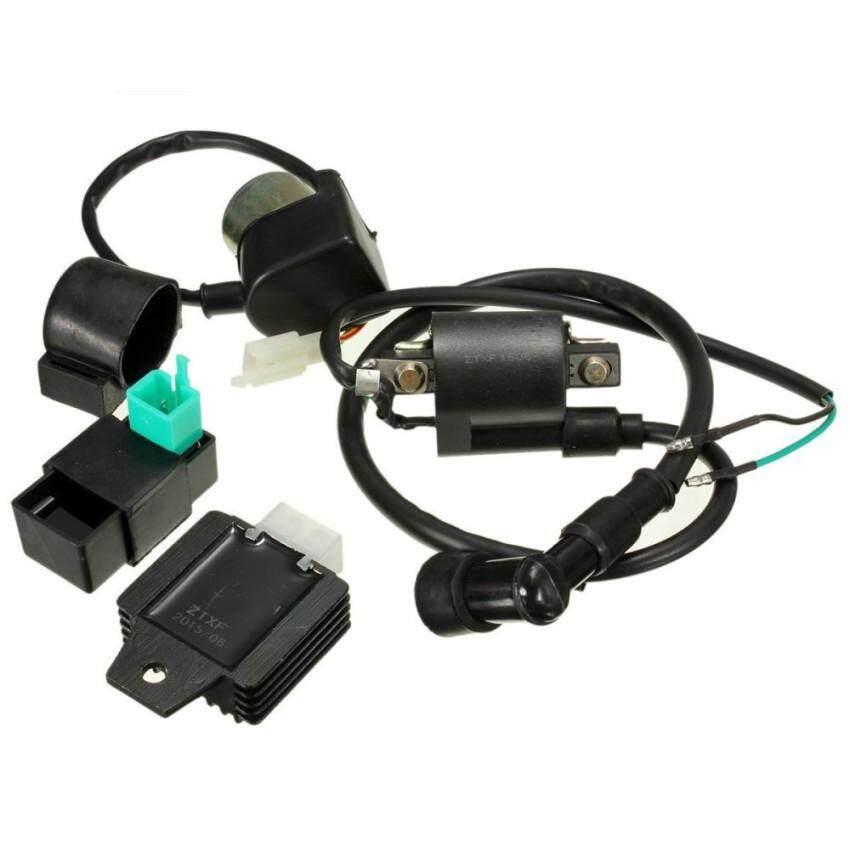 ล่าสุด Ignition Coil Regulator Rectifier CDI Unit Starter Ralay  for110cc125cc ATV QUAD shock price