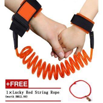 Kid Keeper Baby Walkers Wrestling Belt Infant Wrist Safety Harnesses for Children Elastic Handle Anti-