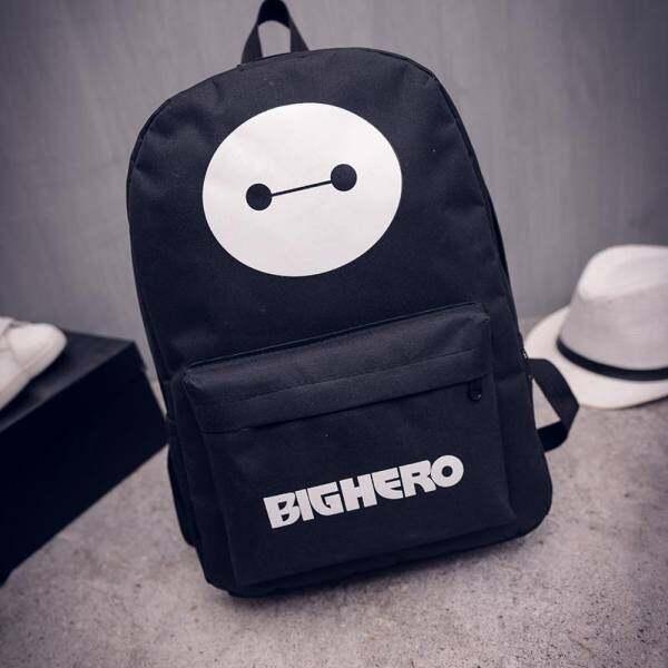 WWQMSJHYN Imported BEST-REWT High Quality Korea Fashion Boys Canvas Bag Backpack for school personalized Teens Book School Shoulder jansport