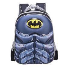 Kids Primary School Bag Junior Kids Children Bag Batman Backpack ...