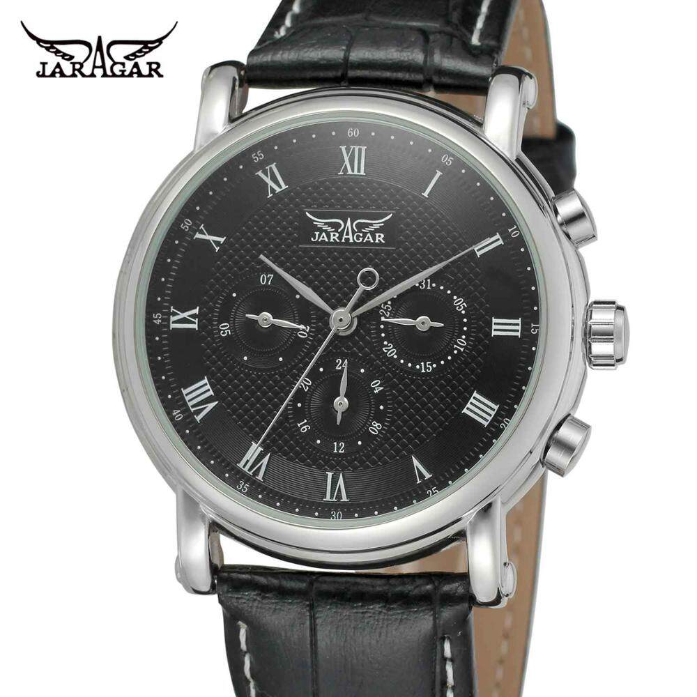 ... Jam Tangan Pria-InternasionalIDR256000. Rp 256.900. Jaragar Men  Automatic Mechanical Wrist Watch Triangular Dial Business WatchesIDR256900.  Rp 257.000 ee07ec41df