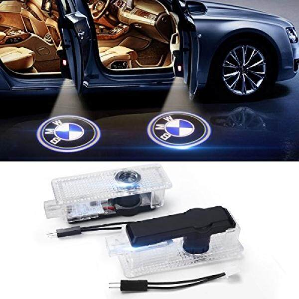 JIAFENG BMW Car Door LED Light Logo HD Projector Easy Installation Low Consumption Shadow Lights 2 Pcs - intl