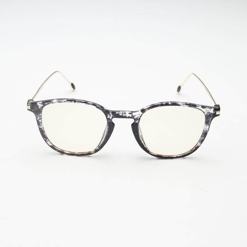 e978de6f36 JINQIANGUI Fashion Glasses Frame Oval Glasses Multicolor Frame Glasses  Plastic Frames Plain for Myopia Men Eyeglasses