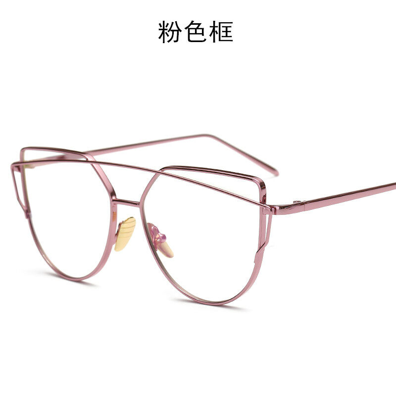 XIEHE CS Jurui Brand New Metal Decorative Flat Mirror Selling Glasses with a Male and Female