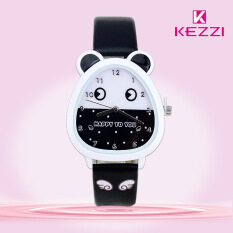 【Free Shipping】Kids Boy Girl Quartz Watch Leather Wristwatches Cartoon Casual Waterproof Watch Malaysia
