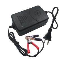 Kjos New 12v 1000ma Lead Acid Rechargeable Battery Charger For Car Motorcycle Truck By Kj Online Shopping.