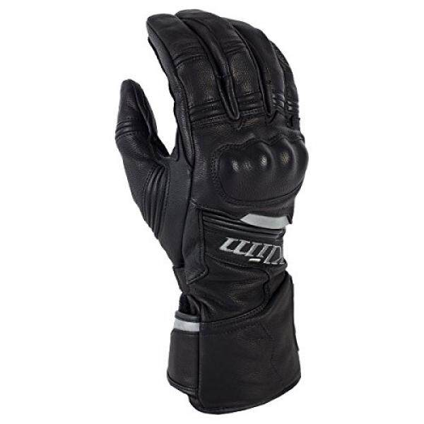Klim Quest Glove Long Black- Large - intl