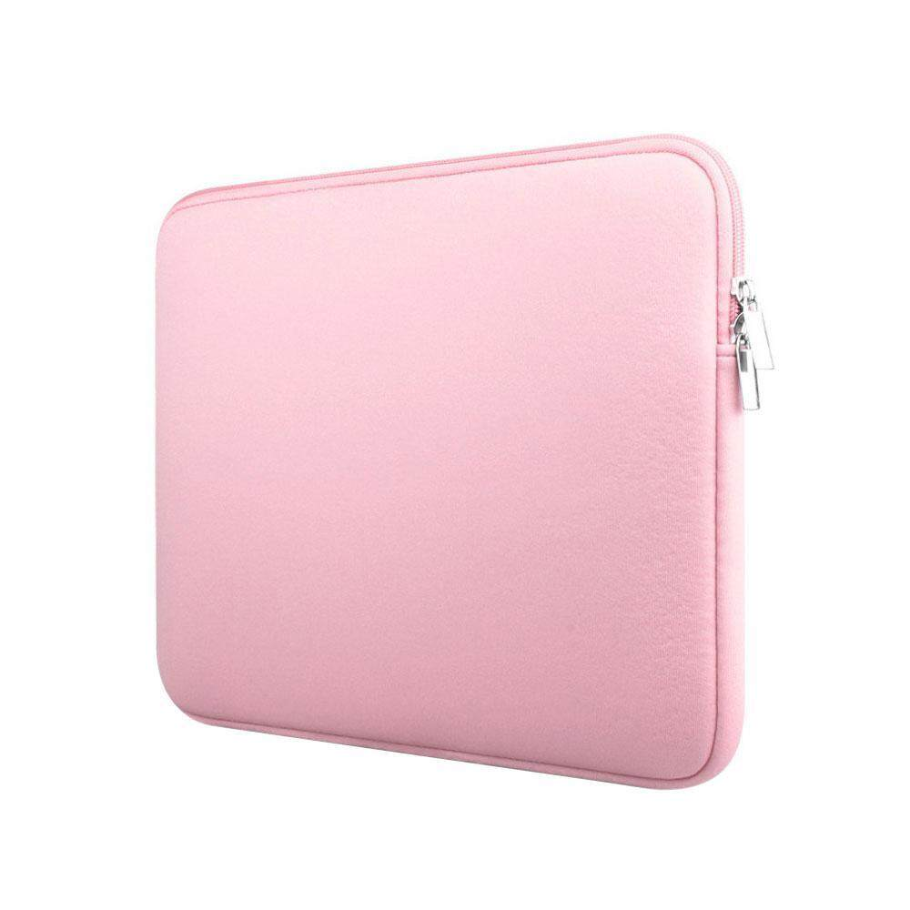Protective 14 Inch Neoprene Laptop Computer Sleeve Case Portable Slim Macbook Tablet Ultrabook Notebook Carrying Padded