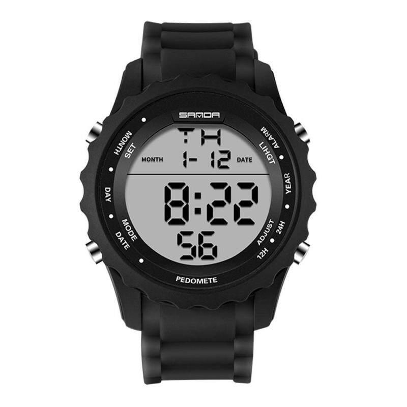 Kobwa Top Brand Waterproof Mens Digital Watch LED Sports Watch Wristwatch Malaysia
