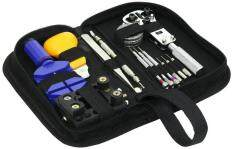 Kobwa Utility-Type Watch Repair Tool Kit With Carrying Case, Black By Kobwa Direct.