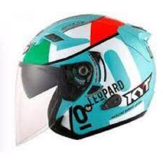 KYT VENOM OPEN LOCATELLI HELMET