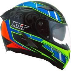 KYT Venom Xavier Simeon 2016 Full Face Helmet