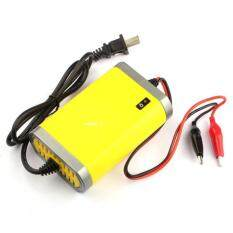 Lead-Acid Battery Charger For Motorcycle 12v 2a By It Tech Ss.