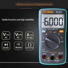 Top-Sky 6000 Counts Digital Multimeter Ac / Dc Ammeter Voltmeter Ohm Meter Portable Backlighting By Topsky.