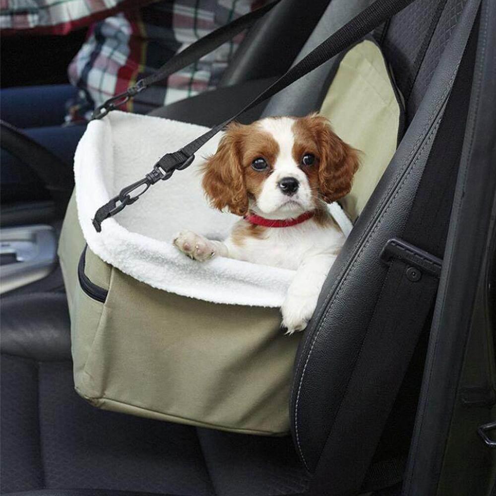 Buy Leegoal Soft Pet Dog Cat Car Seat Booster Seat Carrier Car Leash Bag Intl Leegoal Online