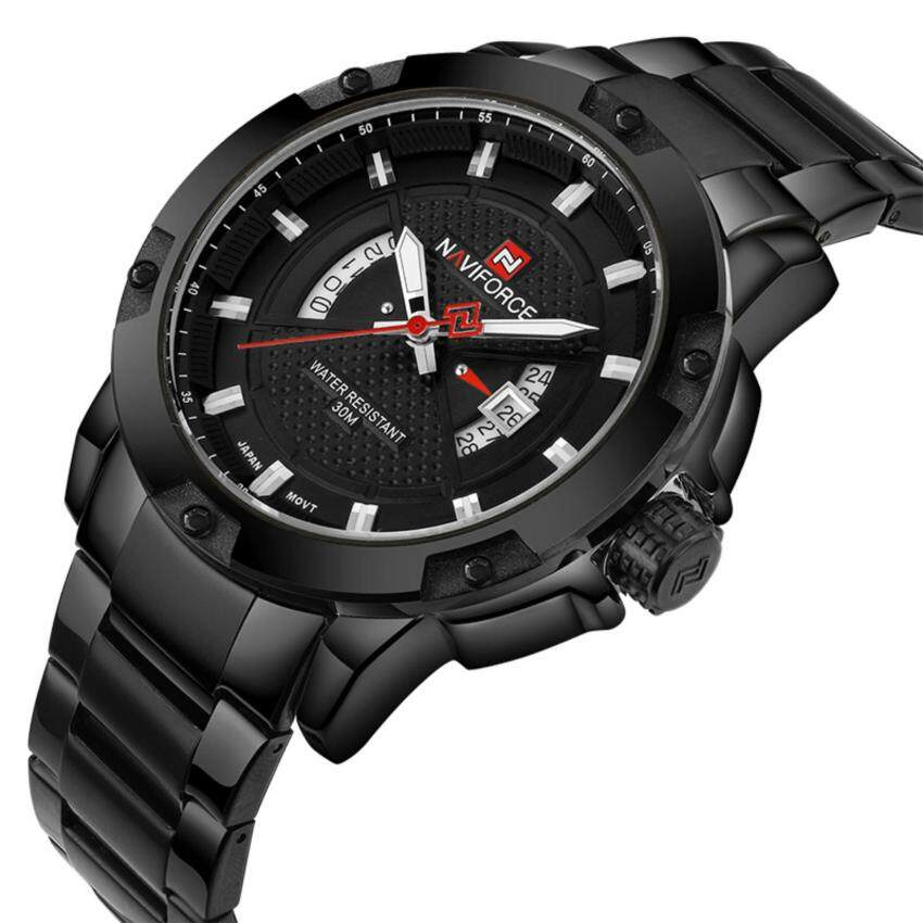 ec2a66cbe49 NiceSky Luxury brand naviforce men sports watch men men quartz date clock  fashion wrist watch