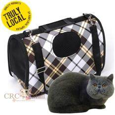 [m Size] Boppy Oxford Pet Carrier Bag Carry - Style B By Crc Mall.
