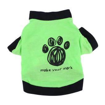Solatube Kualitas Tinggi Produk Berbagai Hewan Peliharaan Anak Anjing Kecil Kucing Pakaian Rompi Kaos Hadiah Kawaii