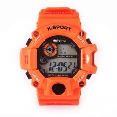 Mens Quartz Digital Sports Watches LED Military Waterproof Wristwatche OR Malaysia