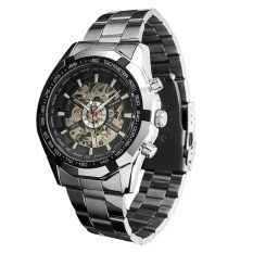 Mens Automatic Mechanical Wrist Watch Black Malaysia