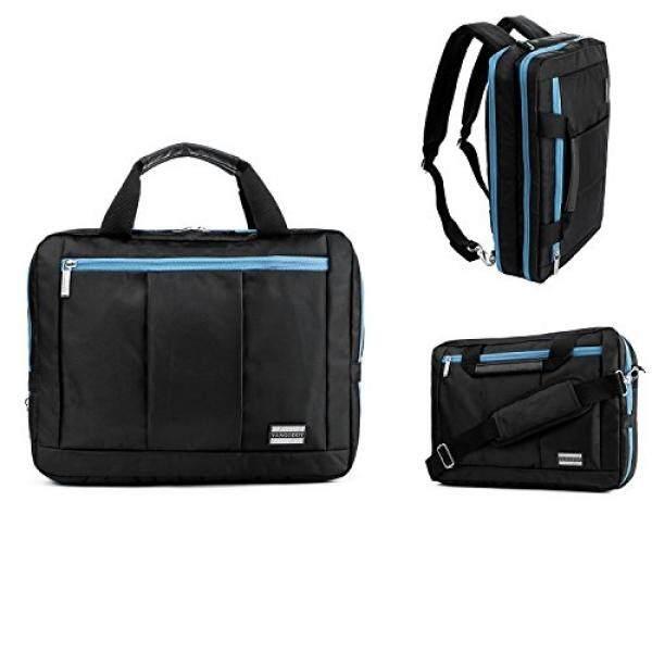 Mens Laptop Bag Sleeve Backpack Messenger Bag 15.6
