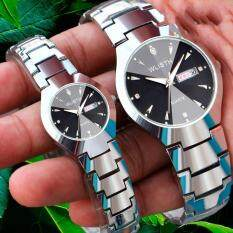 Mens Suits, Couples, Luminous Waterproof Steel Bands, Watches Malaysia