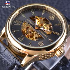 Mens Watches Top Brand Luxury Automatic Self-winding Watch Fashion Skeleton Mechanical Wristwatch Malaysia