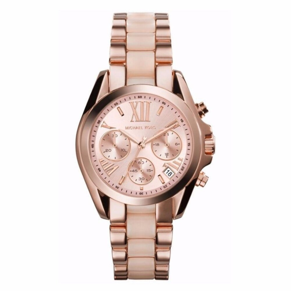MICHAEL_ KORS_ LADIES BRADSHAW CHRONOGRAPH WATCH MK6066 Malaysia