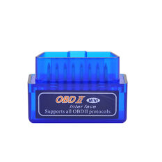 Mini ELM327 ELM 327 Bluetooth Interface OBD2 Diagnostic Scanner