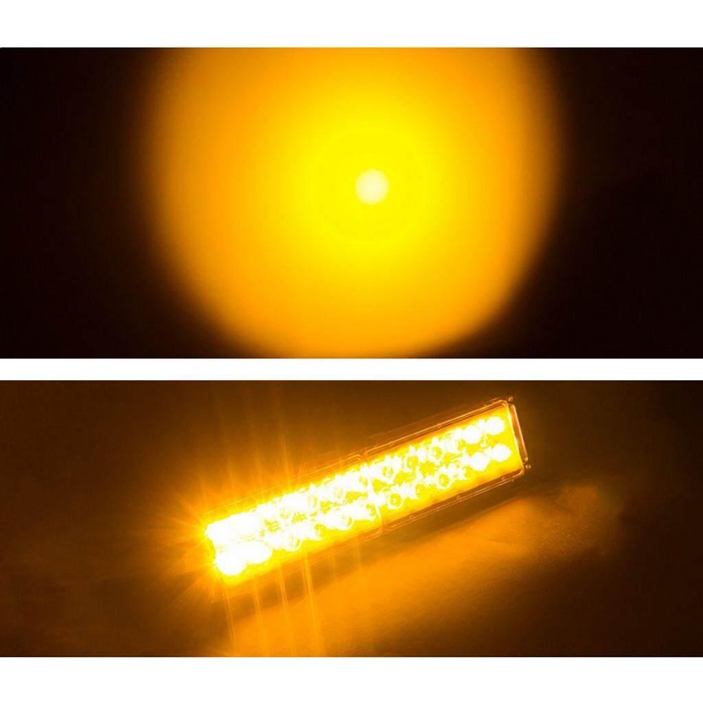 Harga Penawaran Miracle Bersinar Mobil SUV Lensa Sarung Tempatkan Perumahan untuk Lurus Curved LED Ringan Amber-Internasional discount - Hanya Rp52.765