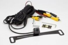 MITO VN2219LP Vehicle Backup Camera with License Plate Bracket