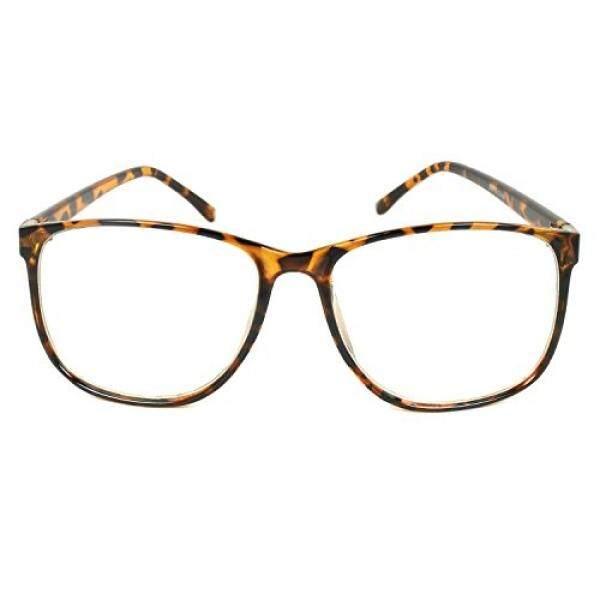 Price Mlc Eyewear Mlc Eyewear ® Panto Oversized Thin Frame Nerd Fashion Glasses Intl Mlc Eyewear Original