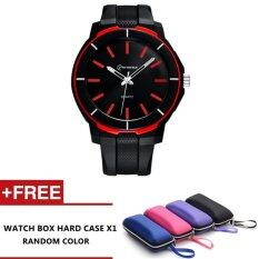 Moldcell Military Casual Sports Watches (Red) Malaysia