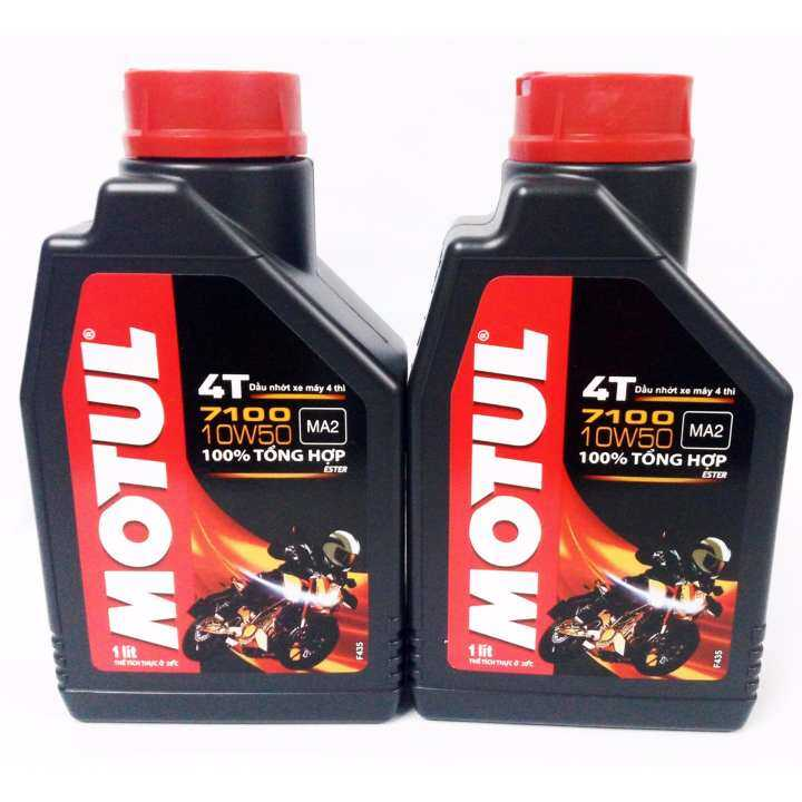 motul 7100 4t 10w50 100 synthetic ester 1l x2 lazada. Black Bedroom Furniture Sets. Home Design Ideas