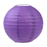 Multicolor Round Chinese Paper Lanterns Wedding Party Decoration 6\