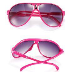323ce89acf7d New Fashion Kids Boys Girls Sunglasses Aviator Style Design Children Sun  Glasses Goggle (Pink)