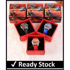⬛ SEA-ME ⬛【NEW in BOX】Cars Kids Watches(Black) Malaysia
