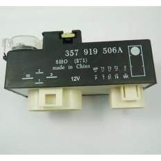 357919506A Radiator Coolant Fan Control Module 3A0919506 For VW Golf Jetta  Cabrio Passat