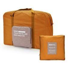 Newworldmall Waterproof Canvas Foldable Super Large Capacity Storage Carrying Travel Bag