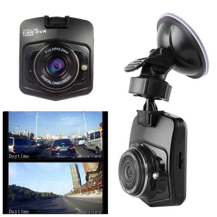 niceeshop 2 4 lcd full hd 1080p dash cam car dvr camera recorder g sensor parking monitor. Black Bedroom Furniture Sets. Home Design Ideas
