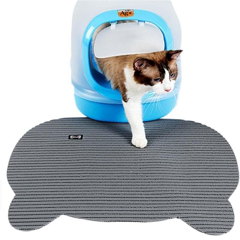 Non Slip Cat Litter Mat Pet Dog Tray Mat Cat Litter Trapping Mat Pets Sleeping Bed Dish Feeding Bowl Place Mat By Hangzhou Nuotu.