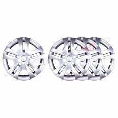 Ns800 Universal R14 Inch Wheel Cover Sporty-Look Tire Auto Center Hub Caps Trims For Oem Steel Rim By Automart Rr