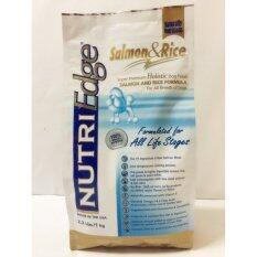 Nutriedge Salmon & Rice 3.6kg By One Stop Petz Centre.